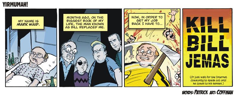 Kill Bill Jemas