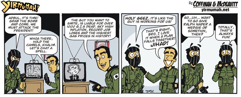 G.W. Jihad